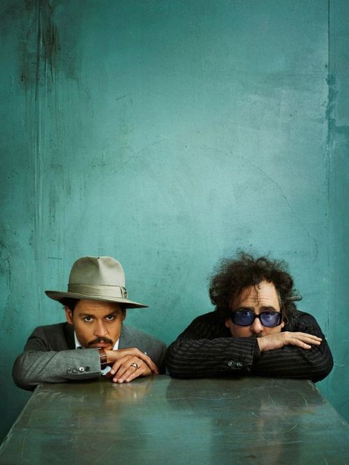 Johnny Depp Tim Burton. Johnny Depp amp; Tim Burton