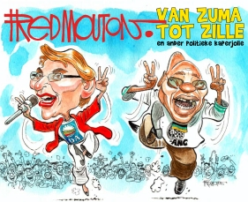 Van Zuma tot Zille - Fred Mouton
